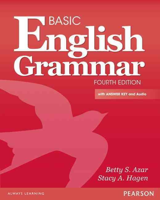 Basic English Grammar + Audio Cd + Answer Key By Azar, Betty Schrampfer/ Hagen, Stacy